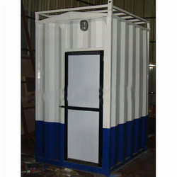 Single Cabin FRP Structure