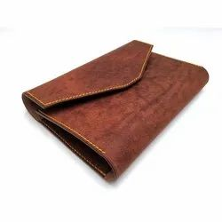 Asseccories Brown Ladies Leather Coin Purse, For Carrying Coins