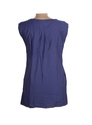 Ladies Blue Solid Dress