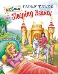 Kids Board Fairy Tales Sleeping Beauty Book