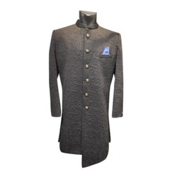 Embossed Jodhpuri Suit