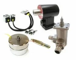 Solenoid Valves And Coils For Oil