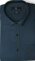 Formal Wear Plain Solid Shirts
