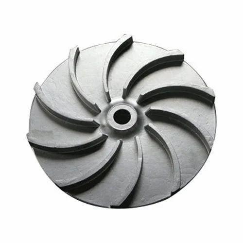 Industrial Pumps Aluminum Alloy Impeller Manufacturer