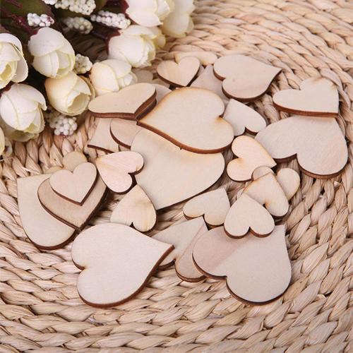 Wooden Scrapbook Craft For Decoration Rs 2 Piece Syga Home