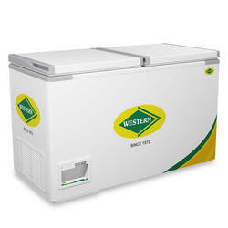 Western WHF425H Hard Top Freezer