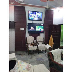 PVC Wall Mounted TV Cabinet