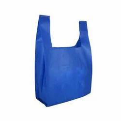Plain U-Cut Non Woven Bag