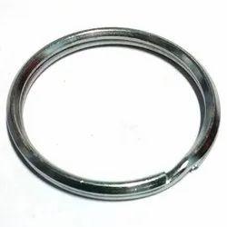 Split Key Keychain Ring