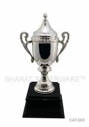 Pure Silver Personalized Award Cup