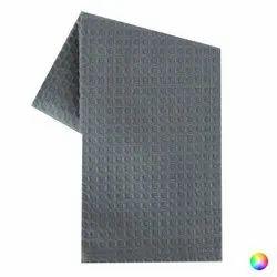 Cotton Plain Waffle Weave Tea Towel, 70g, Size: 18 X 26cm