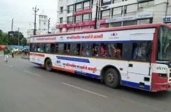Bus Advertising Service, For Advertisement, in Pan India