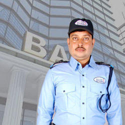 Evening manpower Service Provider for Bank Security Guard