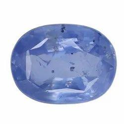 Rich Pastel Blue Eye Clean Natural Ceylon Blue Sapphire