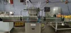 EdibleOil Filling Machine