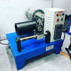 Single Pass Wire Drawing Machine