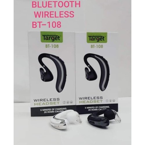 Target Bt 108 Bluetooth Headset At Rs 300 Piece Grant Road Mumbai Id 19053676362