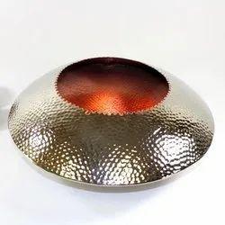Decorative Hammered Bowl