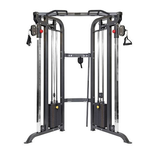 Nordictrack Adjustable Dumbbells 25 Lbs: Black Cable Crossover Pulley Gym Machine, For Gym, Rs
