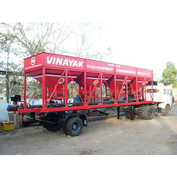 Vinayak Engineers VEM 50 Mobil Bin Feeder, 115 Kw