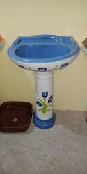 Cera Ceramic Wash Basin, For Bathroom
