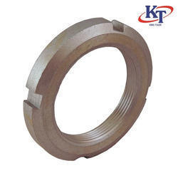 Mild Steel KM Bearing Nut