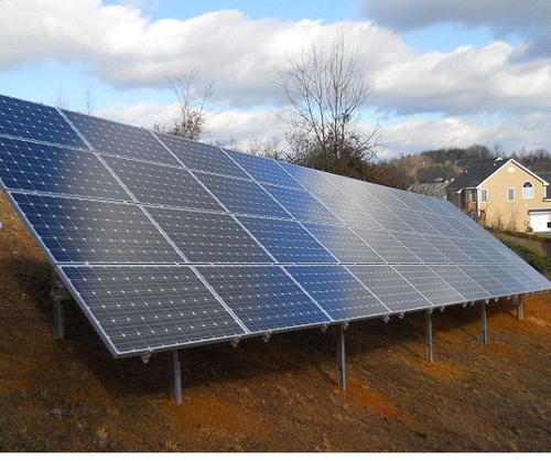 Solar Based Solutions Solar Panel Module Mounting