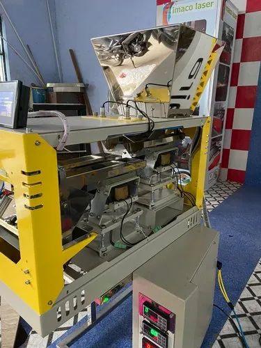 Capsules weigher filler machine