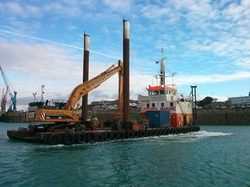 Dredging Survey Support Services