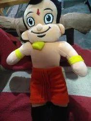 Playground Equipment Foam Chota Bheem Toy, Child Age Group: 3 - 8 Yrs