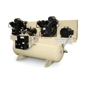 5-10 hp Electric Driven Duplex Reciprocating Compressor