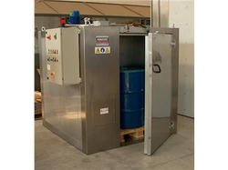 Oil Fired Drum Heating Oven