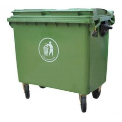 660 / 1100 Litre Waste Collection Dustbin