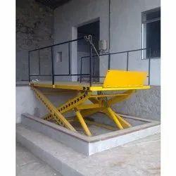 SLFT-1619 Pit Mounted Scissor Lift Table