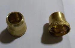 Brass Front Cap