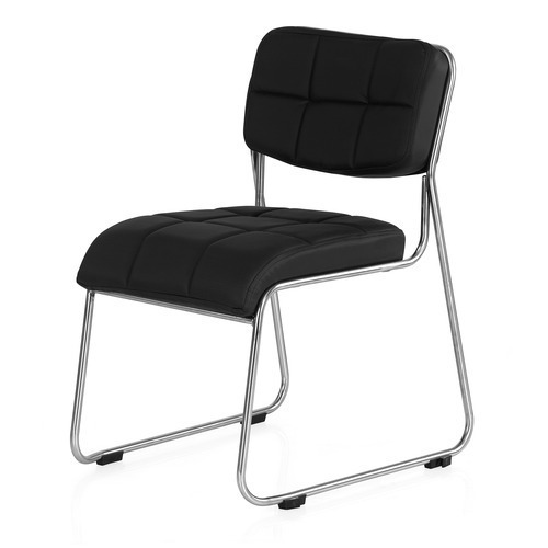 pvc home office chair. Nilkamal Contract Black PVC Office Chair Pvc Home