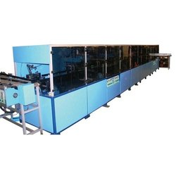 Glass Bottle Automatic Screen Printing Machine