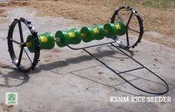 4 Drum Handy KSNM Seeder Machine