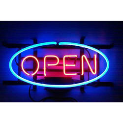 Neon signs in indore madhya pradesh manufacturers suppliers of neon sign board mozeypictures Gallery