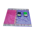 B9 Soft Silk Meena Fancy Saree