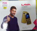 Lava Mobile Phone