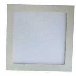 Aluminium MURAD Square Panel Light, 6-18 W