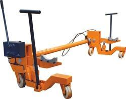 Telescopic Warp Beam Trolley