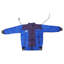 Blue And Purple Medium, Large Mens Colored Jacket