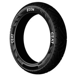 Rubber Light Vehicle Ceat Zoom Rad Tubeless Bike Tyre