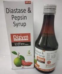 Diastase & Pepsin Syrup