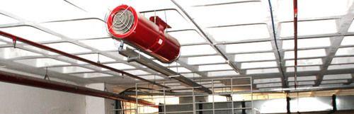 Basement Ventilation Staircase Pressurization