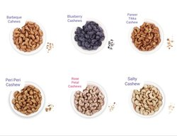 TeaSage Flavoured Flavored Cashews, Packaging Size: 1kg, Packaging Type: Loose
