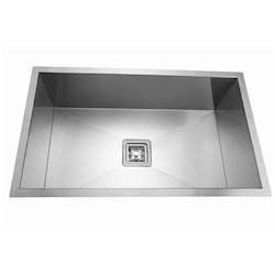Stainless Steel And Hand Made Single Bowl Sink