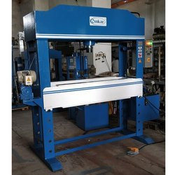 60 Ton H Type Power Operated Hydraulic Press